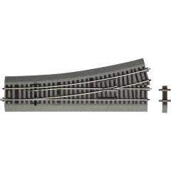 H0 Line (con massicciata) Scambio, sinistro 230 mm 15 ° 873.5 mm