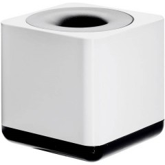 Dispenser per fermagli i-Line Bianco, Nero