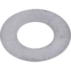 Rondella Acciaio 6 mm 12 mm 0.3 mm 20 pz.