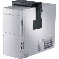 Supporto per PC Sottotavolo Nero Carico massimo fino a=30 kg