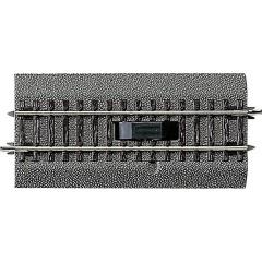 H0 Line (con massicciata) Binario di disaccoppiamento, elettrico 115 mm