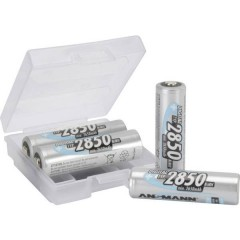 Batteria ricaricabile Stilo (AA) NiMH 2850 mAh 1.2 V 1 KIT