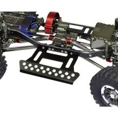 Piastre di alluminio Crawler Nero PER MODELLISMO