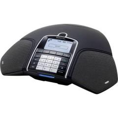 300Wx (mit DECT Basis) Telefono per teleconferenza DECT/GAP, VoIP Nero, Argento