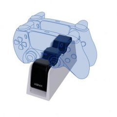 DUAL CHARGE BASE PS5 Caricatore controller
