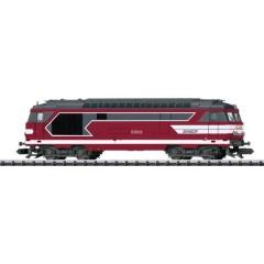 Locomotiva diesel N serie BB 67400 di SNCF