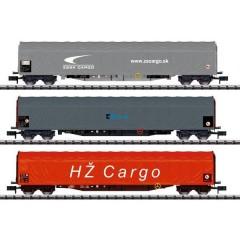 N Kit vagone per teloni scorrevoli di ZSSK Cargo