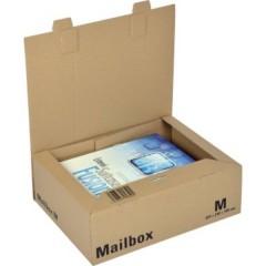 Cartone di spedizione Cartone ondulato DIN A4+ Marrone
