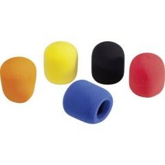 Protezione anti vento per microfono Dimensione, Ø: 40 mm 5 pz.