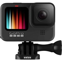 HERO 9 Black Actioncam - 5K / 30 BpS Action camera 5K, GPS, Impermeabile, Antiurto, Stereo Sound, Touch screen,