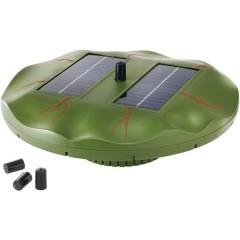 Pompa per stagno solare galleggiante 160 l/h