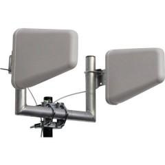 Antenna direzionale GSM, UMTS, LTE, WLAN LAT 2000 Duo Set