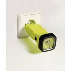 Four LED EX Lampada portatile a batteria Zona Ex: 1, 2, 21, 22 50 m