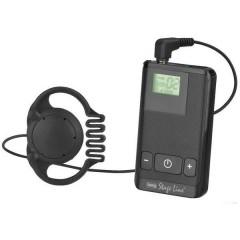 ATS-20R ad archetto Ricevitore per microfono Tipo di trasmissione:Senza fili (radio)