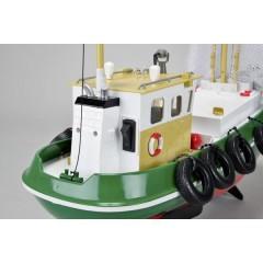 Taglierina per pesci Cux-15 Motoscafo modello RtR 580 mm