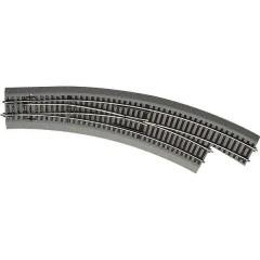 H0 Line (con massicciata) Scambio curvo, destro 30 ° 542.8 mm