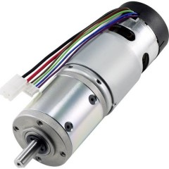 IG420104-SY5515 Motoriduttore DC 24 V 2100 mA 1.96133 Nm 63 giri/min Diametro albero: 8 mm