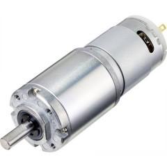 IG320189-F1F21R Motoriduttore DC 24 V 250 mA 0.676658 Nm 28 giri/min Diametro albero: 6 mm