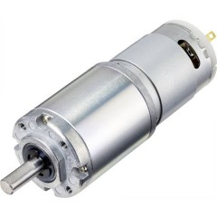 IG320189-F1C21R Motoriduttore DC 12 V 530 mA 0.7158854 Nm 28 giri/min Diametro albero: 6 mm