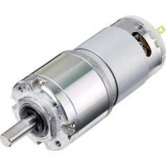 IG320019-F1C21R Motoriduttore DC 12 V 530 mA 0.0980665 Nm 270 giri/min Diametro albero: 6 mm