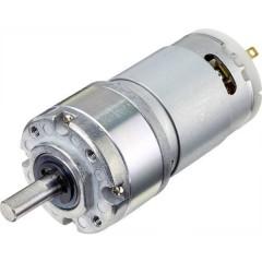 Motoriduttore DC 24 V 250 mA 0.02941995 Nm 990 giri/min Diametro albero: 6 mm