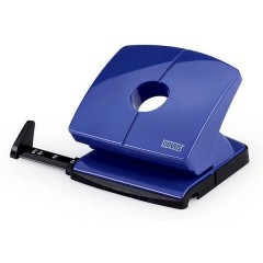Perforatore da ufficio Locher B220 mit AS 20Blatt blau Blu 20 Fogli (80 g/m²)