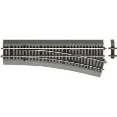 H0 Line (con massicciata) Scambio, destro 230 mm 15 ° 873.5 mm