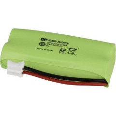 55AAAHR2BMX T382 Batteria ricaricabile per telefono cordless Adatto per marchi: Siemens, Gigaset,