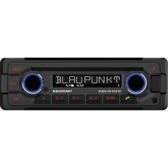 DUBAI-324 DABBT Autoradio Sintonizzatore DAB+, Vivavoce Bluetooth®, Collegamento per controllo remoto da