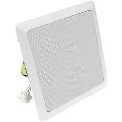 Altoparlante da incasso PA 60 W 100 V Bianco 1 pz.