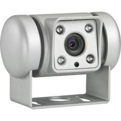 PerfectView CAM 45 NAV Telecamera posteriore con cavo Funzione di specchio, Ulteriore luce IR,