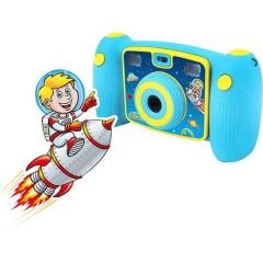Kiddypix Galaxy Fotocamera digitale 5 MPixel Azzurro Video Full HD