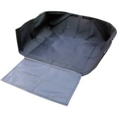 Telo di protezione pieghevole per bagagliaio auto