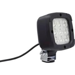 Faro da lavoro FT-036 LED 12 V, 24 V, 36 V, 48 V (L x A x P) 100 x 100 x 75 mm 1300 lm