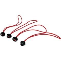 Corda elastica (Ø x L) 4 mm x 270 mm Con sfera