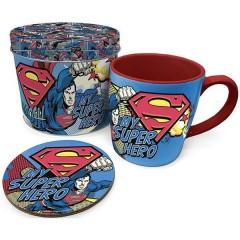Kit regalo SUPERMAN MY SUPERHERO