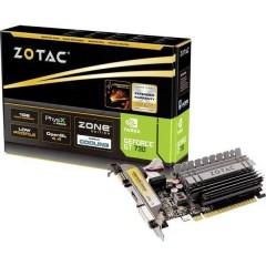 Scheda grafica Nvidia GeForce GT730 Zone Edition 2 GB RAM DDR3 PCIe x16 HDMI ™, DVI, VGA