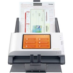 eScan A280 Enterprise Scanner documenti fronte e retro 216 x 1676 mm 600 x 600 dpi 20 Pagine/Min RJ45, USB 2.0,