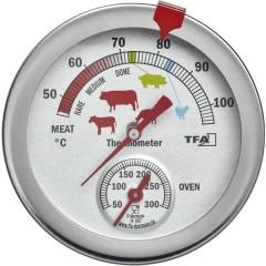 Termometro analogico per arrosti/forno