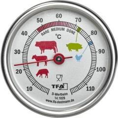 Termometro per arrosti TFA in acciaio inox