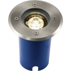 Potsdam Lampada da incasso per esterni GU10 LED (monocolore) 7 W Argento