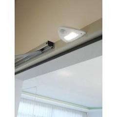 Navalux Luce notturna LED con sensore di movimento Triangolare LED (monocolore) Bianco neutro