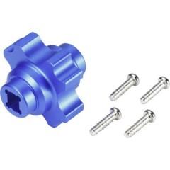 Parte tuning Blocco differenziale in alluminio TT-02/B/T/D