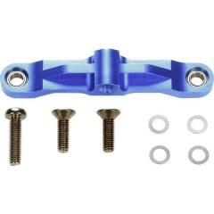 Parte tuning Connettore leva di sterzo in alluminio TT-02