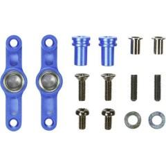 Parte tuning Kit leva di sterzo in alluminio TT-02