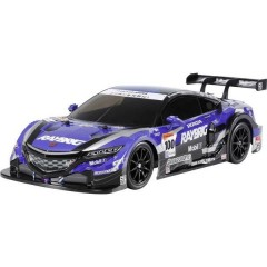 TT-02 Raybrig NSX Concept-GT Brushed 1:10 Automodello Elettrica Auto stradale 4WD In kit da costruire