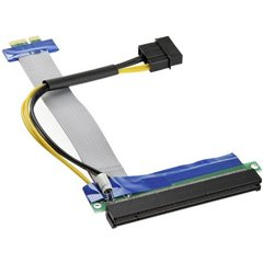 Riser Cable PCIe x1 - x16 Mainboard