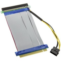 Riser Cable PCIe x16 - x16 Mainboard