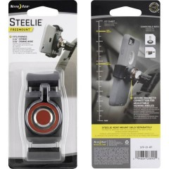 Steelie FreeMount Komponente Supporto cellulare per auto ruotabile a 360° 57 - 90 mm