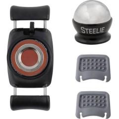 Steelie FreeMount Car Mount Kit Base adesiva Supporto cellulare per auto ruotabile a 360° 57 - 90 mm